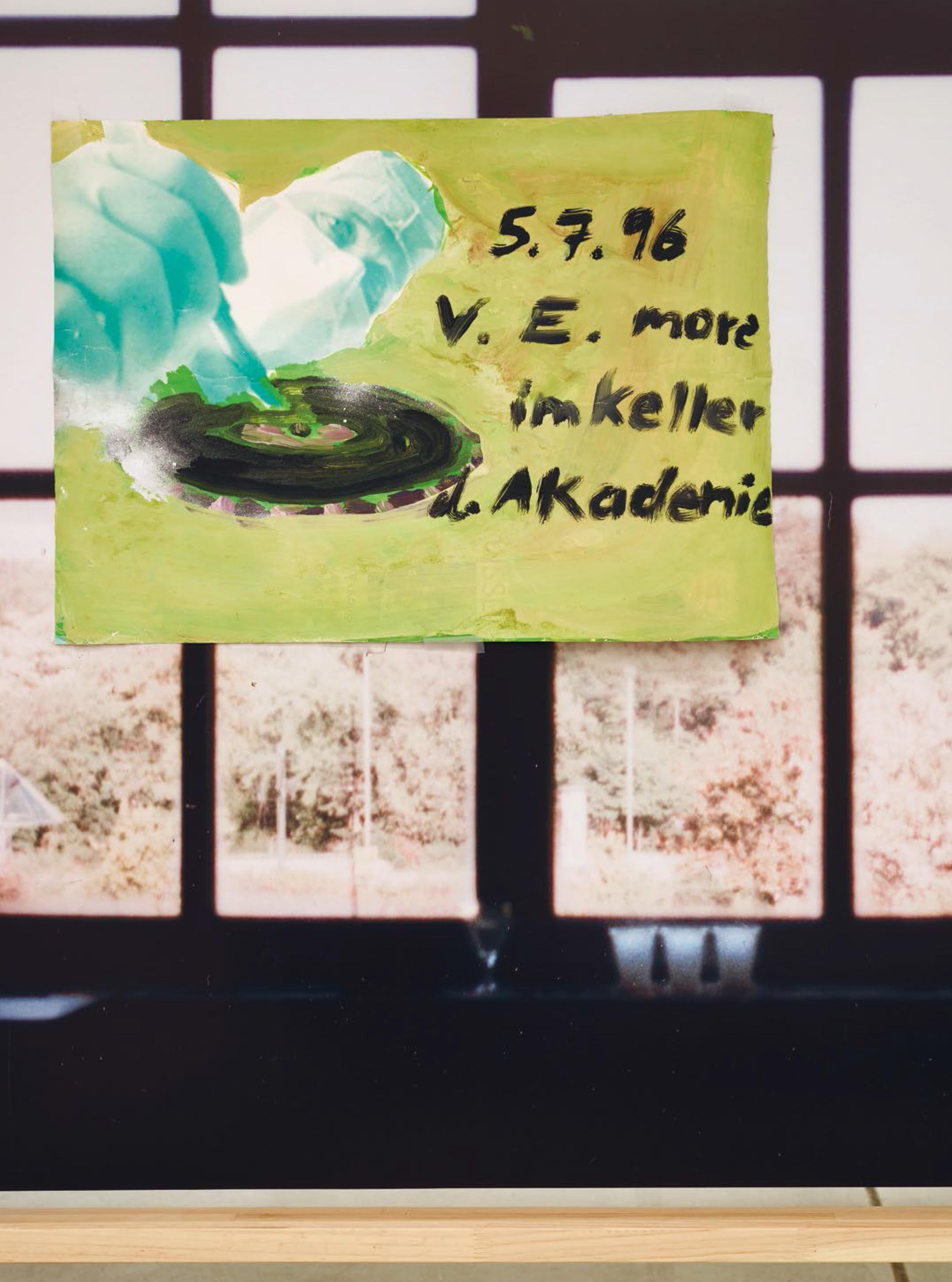 Deckblatt des Ausstellungskatalogs zu
